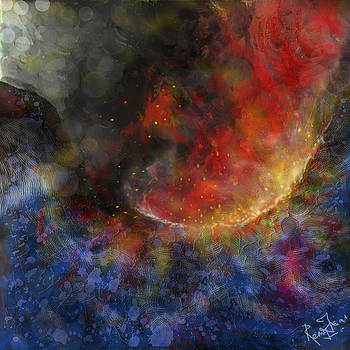 Ying Yang Fire and Water by Remy Francis