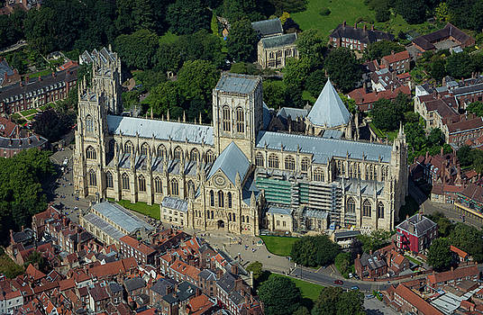 York Minster by Craig Wilkinson