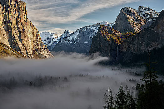 Jon Glaser - Yosemite Valley in View