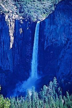 Yosemite's Bridalveil by Eric Tressler
