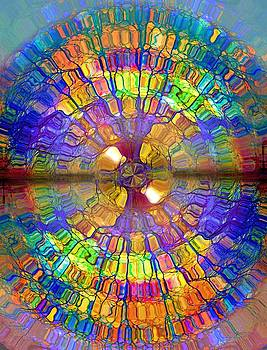 You are already a kaleidoscope on the inside by Tara Turner