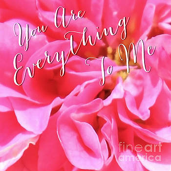 Diann Fisher - You Are Everything To Me Rose