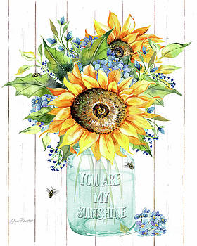 You Are My Sunshine B by Jean Plout