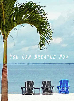 Sharon Williams Eng - You Can Breathe Now Poster