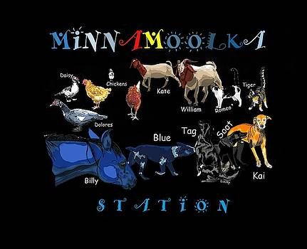 Your Friends at Minnamoolka Station by Joan Stratton