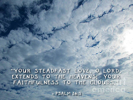 Your Steadfast Love by A Hillman