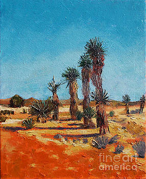 Lilibeth Andre - Yucca Formation