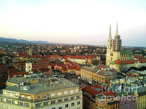 Zagreb Croatia by Jasna Dragun