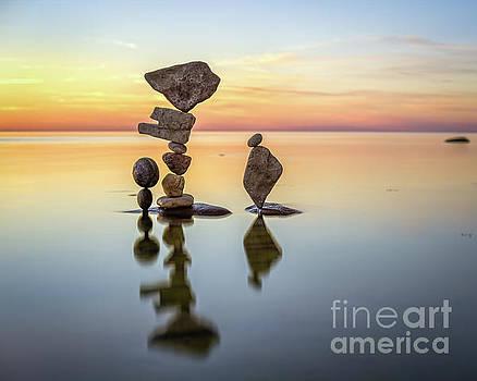 Zen art by Pontus Jansson