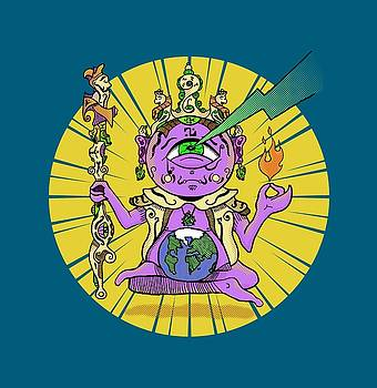 Zen by Sotuland Art