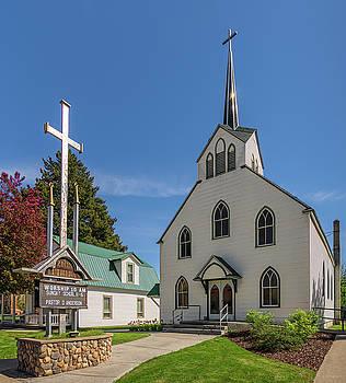 Zion Lutheran Church by David Sams