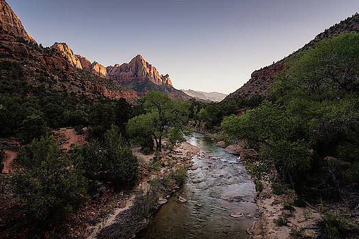 Zion National Park, Utah by Kamran Ali