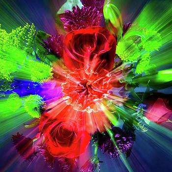 Zoomed Bouquet by John Wilkinson
