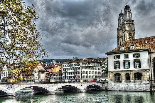 Zurich Switzerland by Bill Hamilton