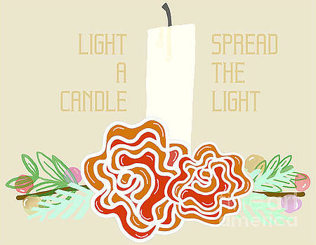 Priscilla Wolfe - Light a Candle