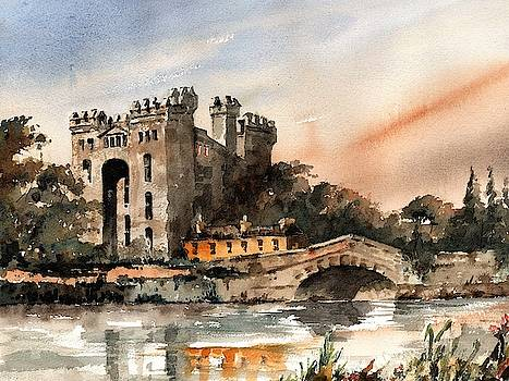 Val Byrne - Bunratty Castle, Clare.