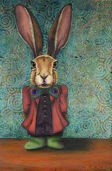 Leah Saulnier The Painting Maniac - Big Ears 3