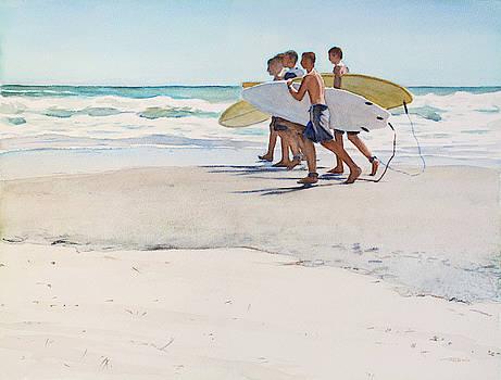 Christopher Reid - Boys Of Summer