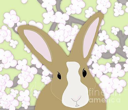 Priscilla Wolfe - Brown Bunny