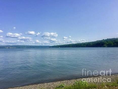 John LaCroix - Cayuga lake 1