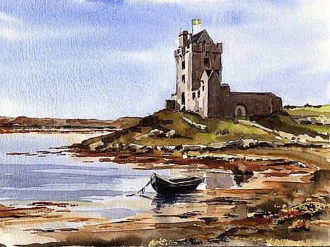 Val Byrne - DunGuaire Castle, Kinvara, Galway