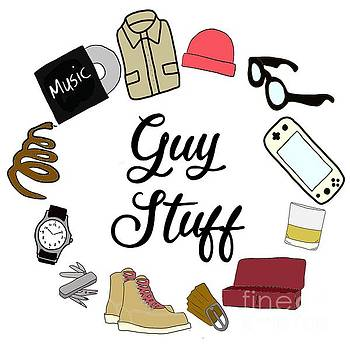 Priscilla Wolfe - Guy Stuff Icons