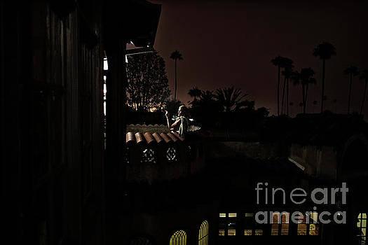 Sad Hill - Bizarre Los Angeles Archive - Haunted by History - Dusk - Riverside CA - Noir Color