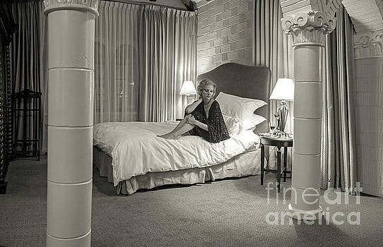 Sad Hill - Bizarre Los Angeles Archive - Haunted by History - Lonely Night in Haunted Suite Alt 1 - Mission Inn