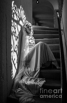 Sad Hill - Bizarre Los Angeles Archive - Haunted by History - Lonesome Bride - Alt version 5 Mission Inn - Photographer Craig Owens