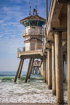 Cliff Wassmann - HB Lifeguard Tower