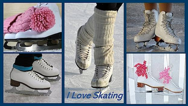 Nancy Ayanna Wyatt and more - Ice Skates