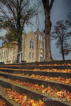 Larry Braun - Immanuel Lutheran Church Tulsit