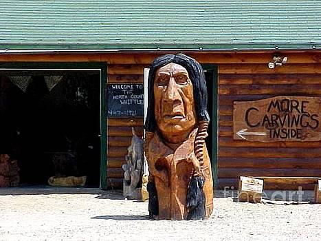 JM - Indian Carving