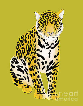 Priscilla Wolfe - Jaguar Sitting