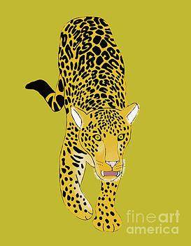 Priscilla Wolfe - Jaguar Stalking