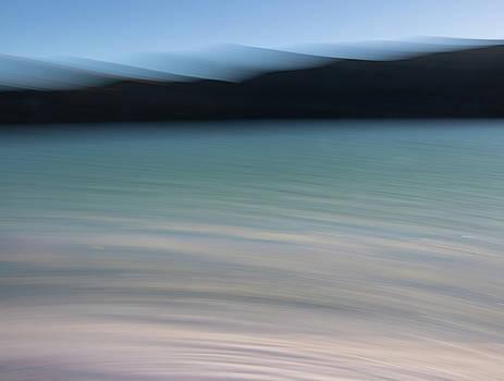 Max Waugh - Laguna Amarga Blur