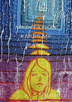 Sharon Williams Eng - Meditation Keeps Me Sane 300