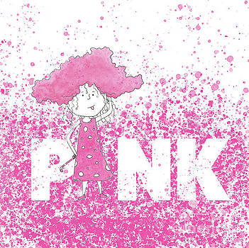 Mike Mooney - Pink -cover art
