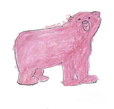 Mike Mooney - Pink Polar Bear