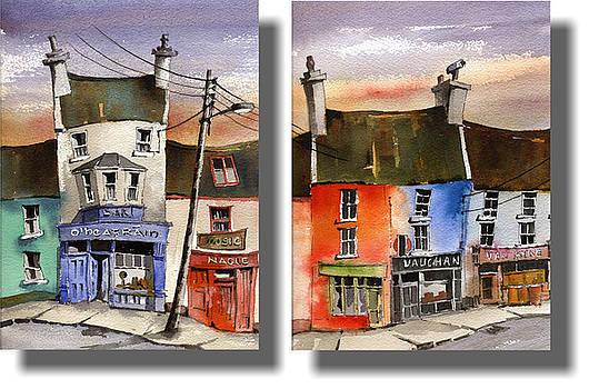 Val Byrne - Pub street, Ennistymon, Co. Clare