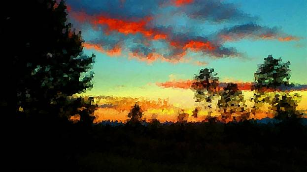 Mike Breau - Pure Delight Landscape