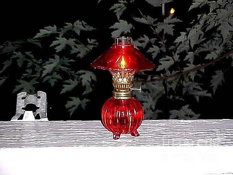 JM - Red Lamp District