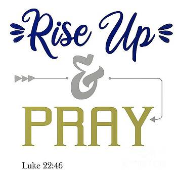 Priscilla Wolfe - Rise Up and Pray