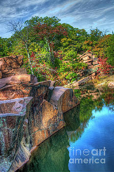 Larry Braun - Rock Quarry