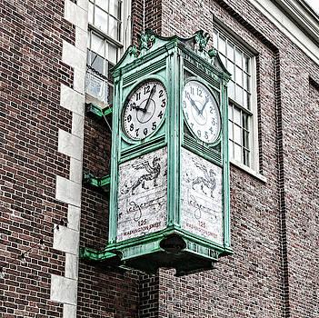 Sharon Popek - Salem Clock