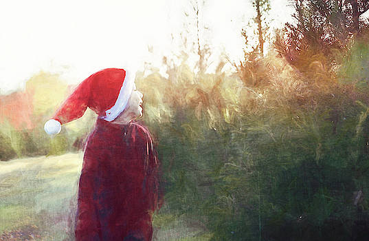 Andrea Anderegg - Santa Claus Is Coming To Town 3