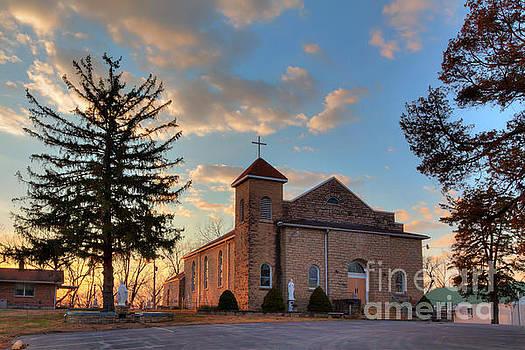 Larry Braun - Sts Phillip and James Catholic Church