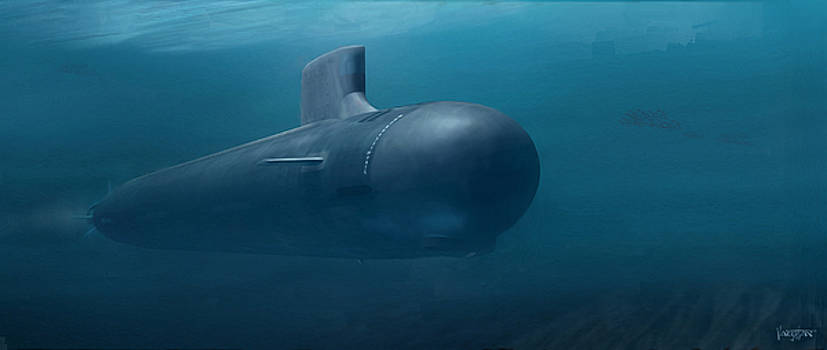James Vaughan - Sub - Virginia class - here there be monsters ...