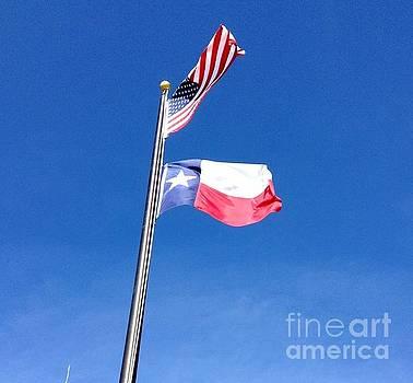 John LaCroix - Texas Flag