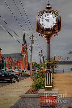 Larry Braun - Town Clock